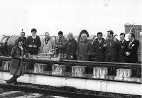 essais d'autodirecteurs à la rampe du CEV de Cazaux -  début 1982