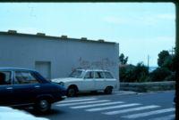 1976 - Déplacement en CORSE - Aéroport de BASTIA PORETTA (Haute-Corse).