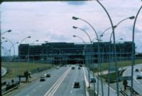 1976 - Déplacement à l'aéroport de PARIS - ORLY.