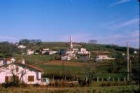 1977 - Déplacement à BRISCOUS (Pyrénées-Atlantiques) - Patrouilles sur la Frontière Espagnole.